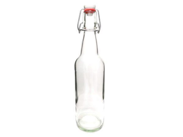 Trinkflasche Glas mit Gravur