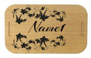 Lunchbox mit Gravur mit Namen