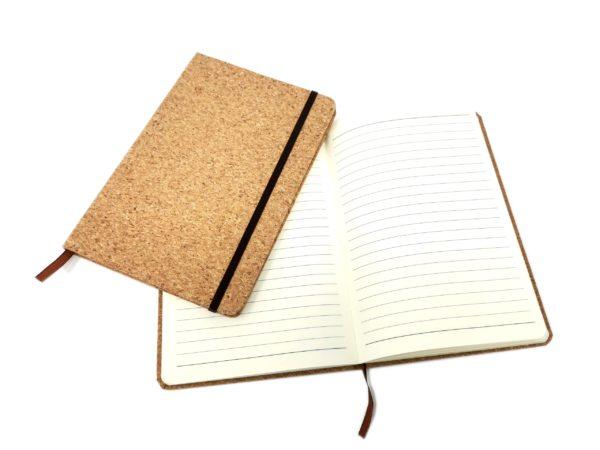 Notizbuch offen Liniert