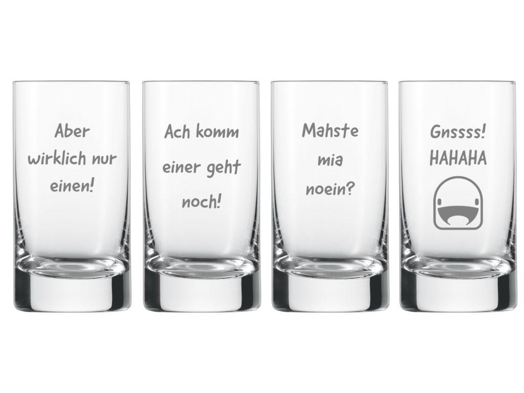 Schnapsglas Serie