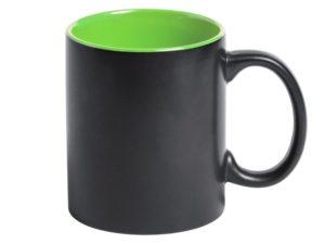 Tasse mit Gravur Grün
