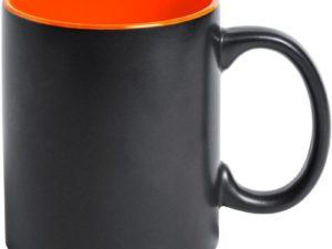 Tasse Mit Gravur Orange
