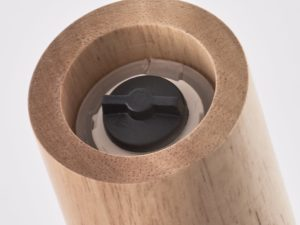 Keramikmahlwerk Salz und Pfefferstreuer mit Gravur