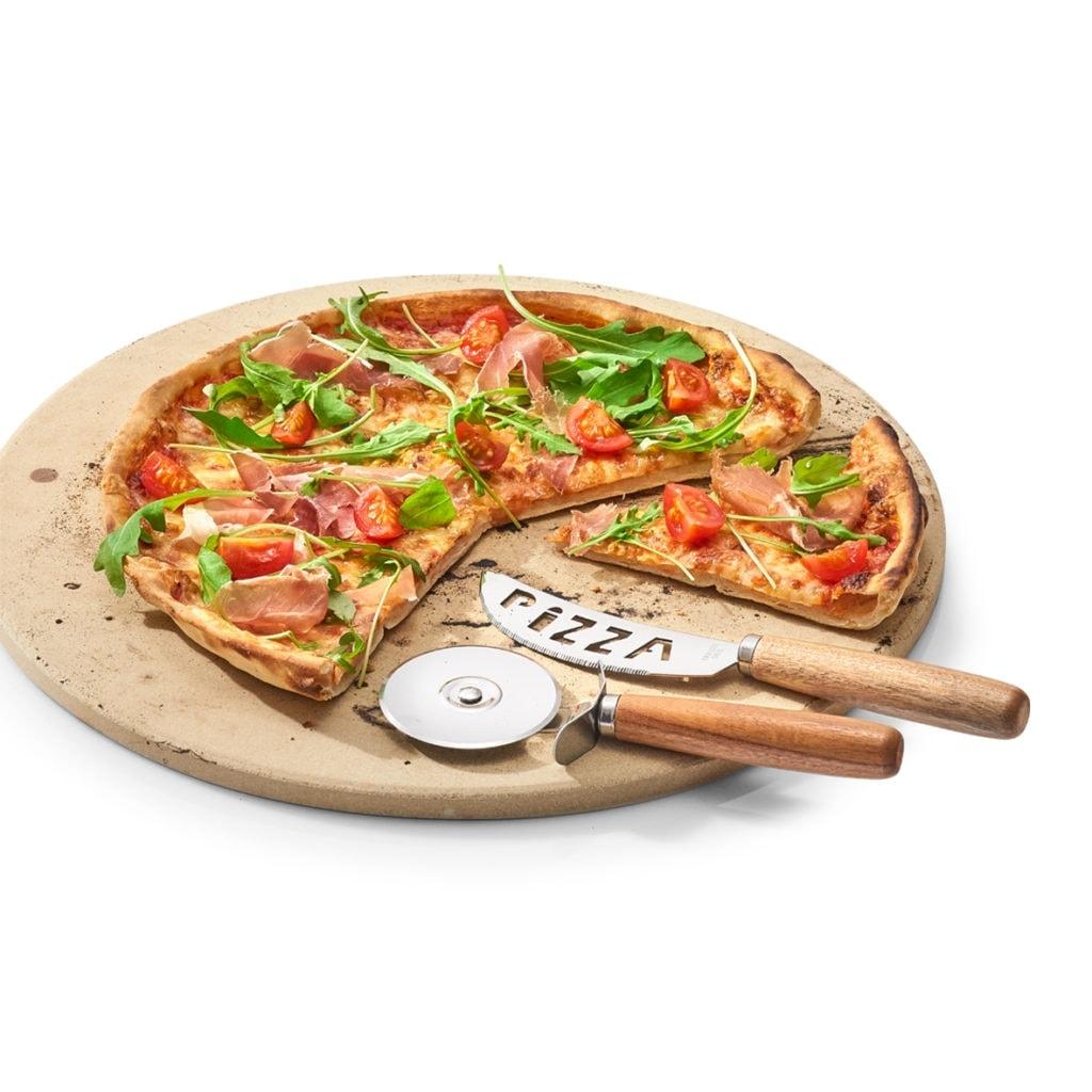 Pizza Set mit Gravur