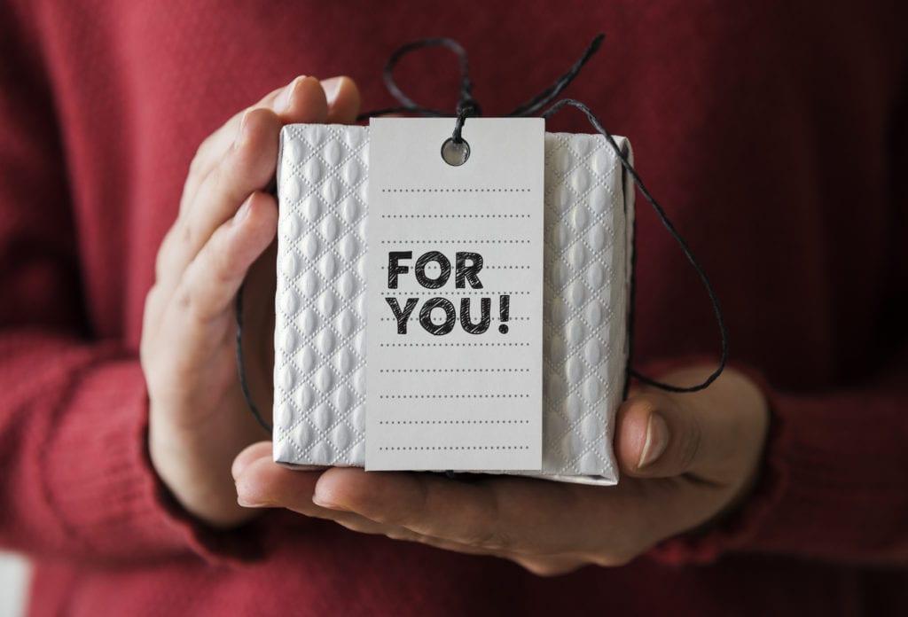 Geschenk für Partner