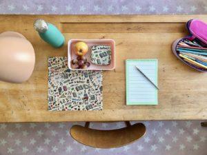 Bienenwachstücher für Lunchboxen