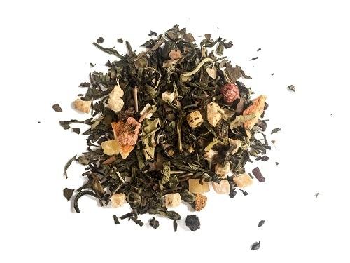 Lose Bejing Fruit Garden weißer Tee Lychee Pfirsich