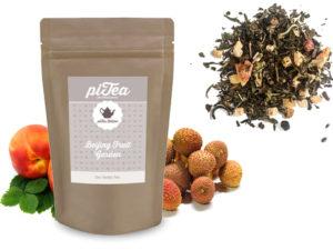 Pitea L Bejing Fruit Garden weißer Tee Lychee Pfirsich