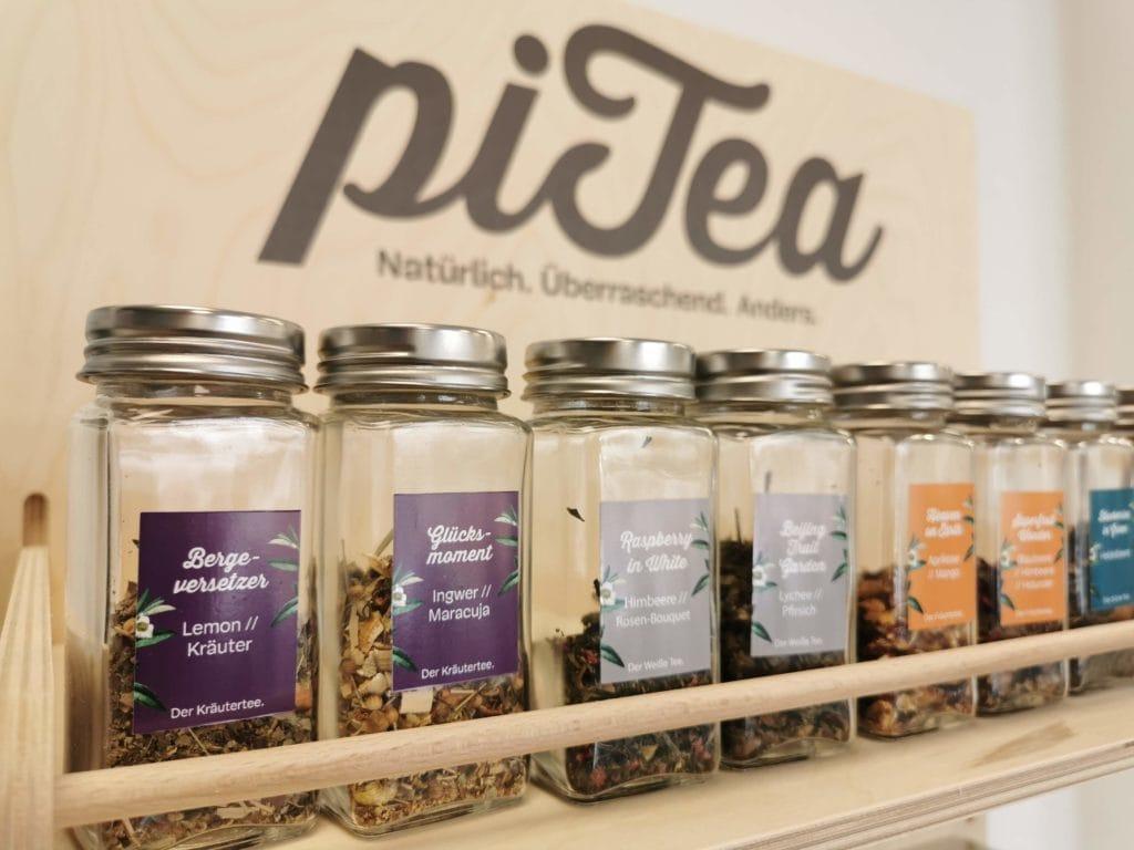 Besonderen Tee in Kassel kaufen - Tee Probierstation Laserliebe in Kaufungen