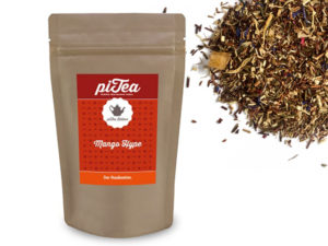 besonderer Tee piTea Mango Hype Pack L Rooibostee mit Mango Teegeschenk