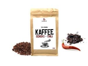 Aromatisierter Kaffee Schoko-Chili