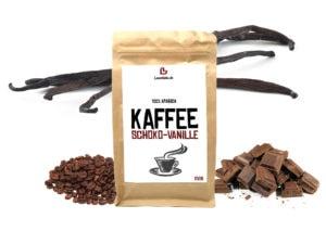 Aromatisierter Kaffee Schoko Vanille Aroma